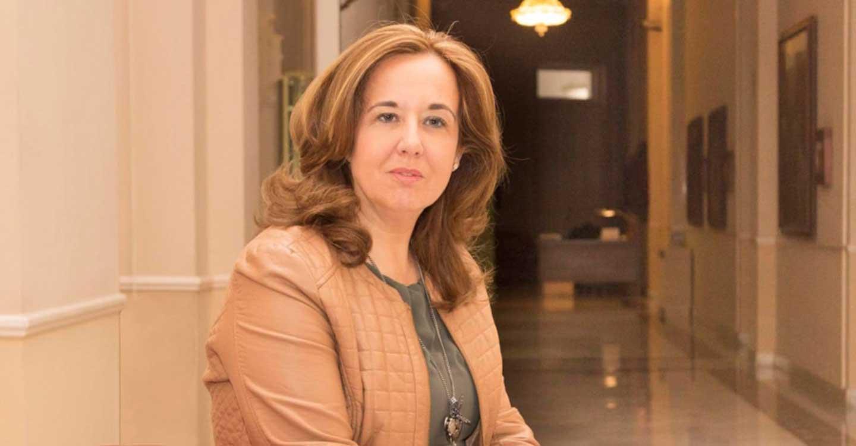 La vicepresidenta Jacinta Monroy ha presentado esta mañana su renuncia como diputada provincial por motivos profesionales