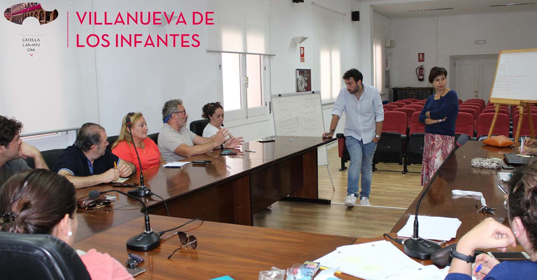 Villanueva de los Infantes trabaja en una marca diferenciadora que englobe todos los atractivos turísticos con los que cuenta la ciudad
