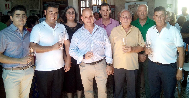 Villarrubia de los Ojos acoge la tradicional cata de vinos organizada por la Hermandad de San Isidro y el Ayuntamiento