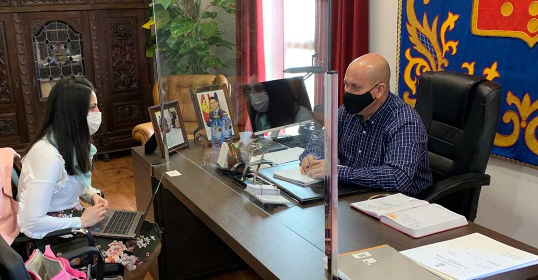 Villarrubia de los Ojos cuenta con una Ventanilla única, gracias al convenio entre Diputación Provincial y Cámara de Comercio