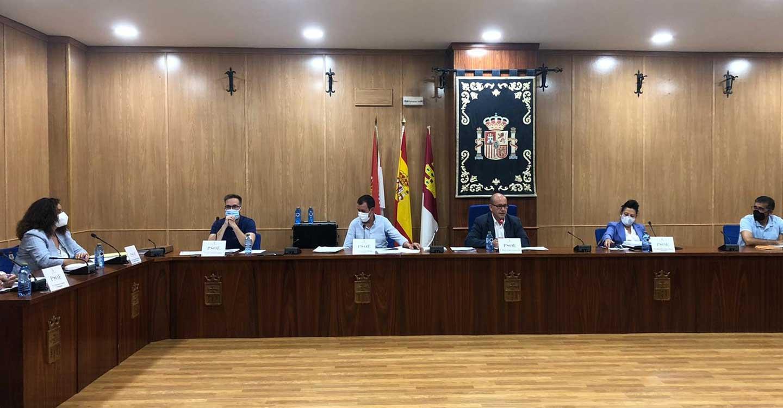 Villarrubia de los Ojos amplía la exención de la tasa de terrazas y el alcalde anuncia nuevas ayudas para la hostelería
