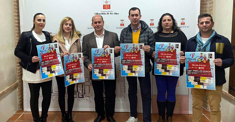 Villarrubia de los Ojos presenta su 5ª Feria del Stock, que se celebrará del 7 al 8 de marzo con 14 participantes