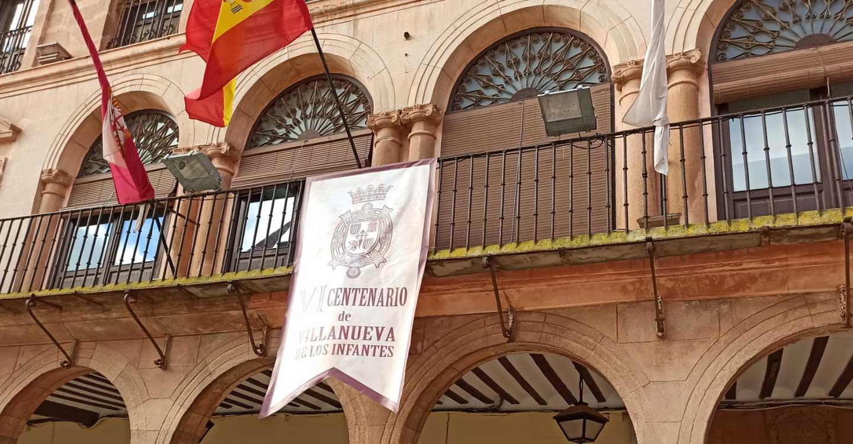 Villanueva de los Infantes conmemora el próximo 10 de febrero el VI Centenario de su fundación como villa independiente