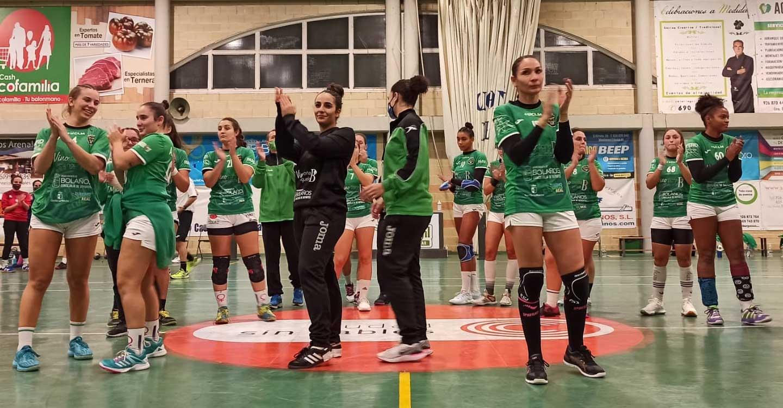 El Vino Dª Berenguela BM Bolaños continúa invicto en División de Honor Plata (21-16)