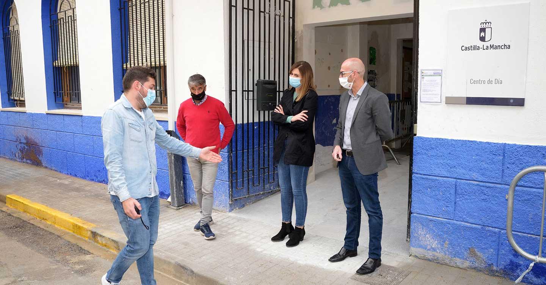 Las obras del Centro de Día de Mayores de Argamasilla de Alba mejorarán la distribución y la accesibilidad del centro