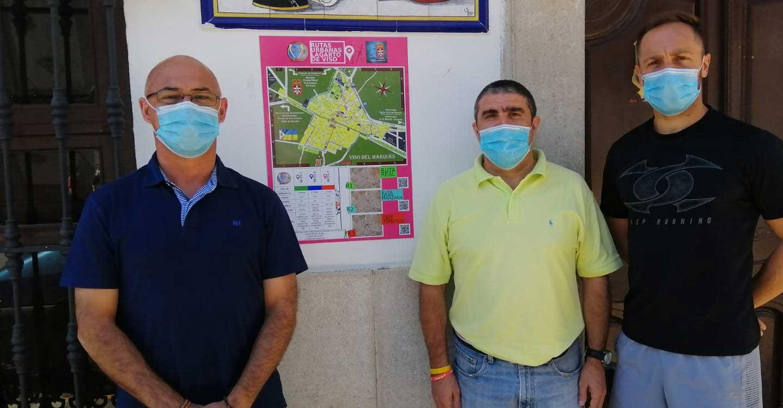 Viso del Marqués presenta sus primeras Rutas Urbanas para guiar a los turistas por su patrimonio