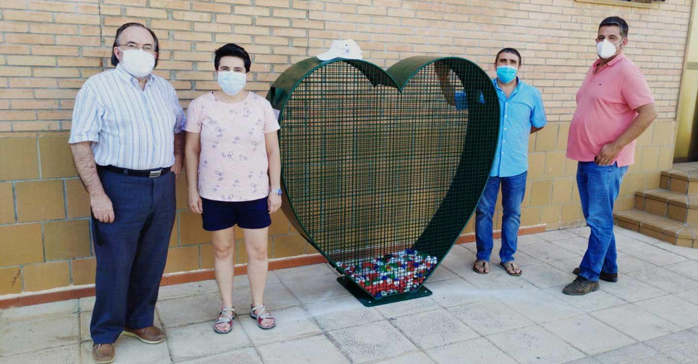 """Viso del Marqués ya tiene su """"Corazón Solidario"""""""