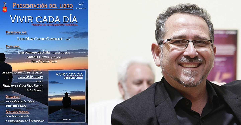 Vivir cada día. Poemas de crecimiento personal de Luis Díaz-Cacho Campillo