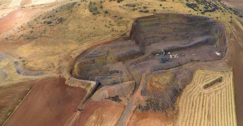 El Vulcanismo Manchego: