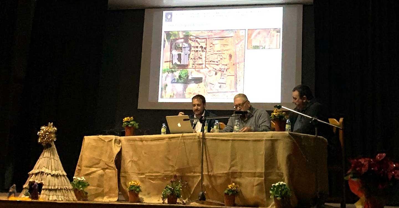 Una reconstrucción en 3D de la Memoria funeraria del diácono visigodo  del yacimiento de Oretum sorprendió en Granátula de Calatrava