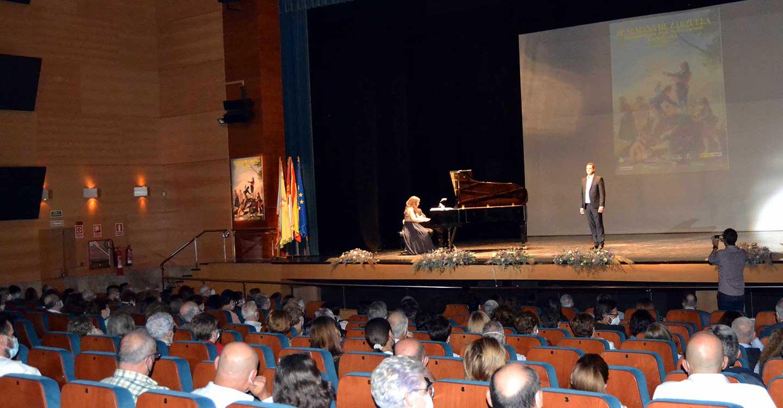 Este fin de semana el público llenará el teatro de La Solana por la Semana de la Zarzuela en las 5 funciones previstas