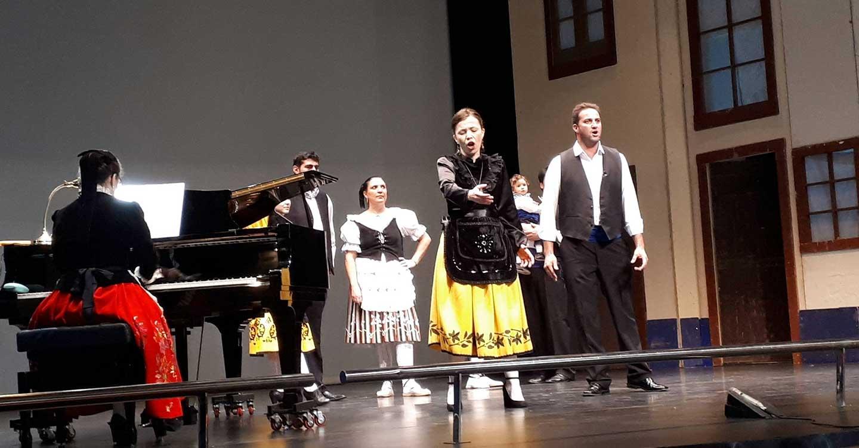 La Rosa del  Azafrán sonará este fin de semana en la memoria sentimental de solaneros y aficionados a la zarzuela de España
