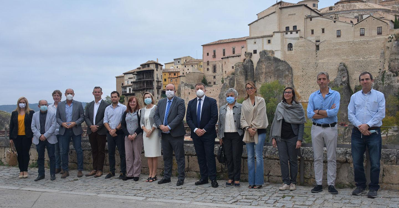 Expertos internacionales abordan en Cuenca nuevos horizontes en la investigación del parkinson
