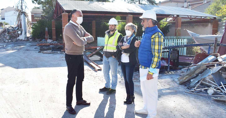 El Gobierno de Castilla-La Mancha da los primeros pasos para la construcción del nuevo centro de mayores de Tarancón