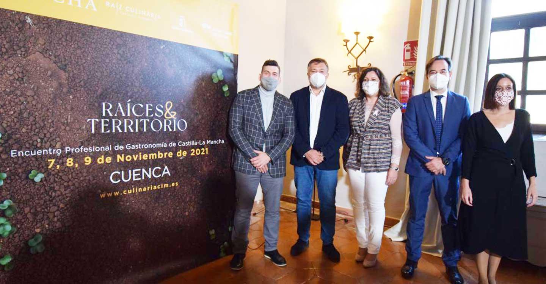 El Gobierno de Castilla-La Mancha señala Culinaria como elemento catalizador de una actividad turística que este verano ha recuperado los niveles previos al COVID