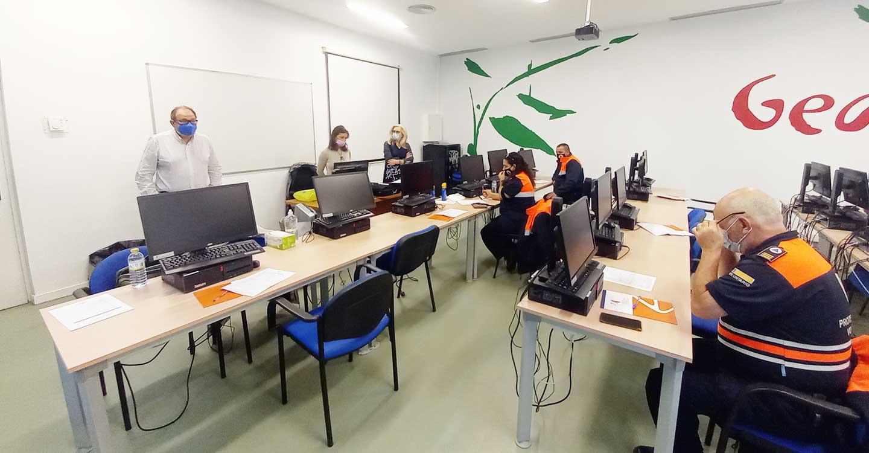 El Gobierno de Castilla-La Mancha forma a 19 voluntarios de Protección Civil en el uso de Desfibriladores Externos Automatizados y en Reanimación Cardio Pulmonar