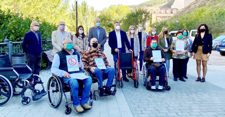 El Gobierno de Castilla-La Mancha destina 1,8 millones de euros a las entidades locales para mejorar su accesibilidad