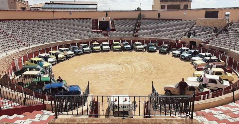 La V Concentración Nacional de Renault Siete/7 reúne en la provincia de Cuenca a más de 40 participantes