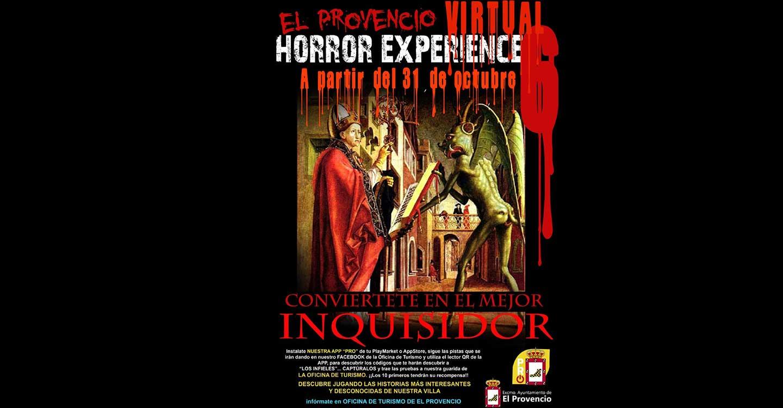 Virtual Horror Experience 6 2020