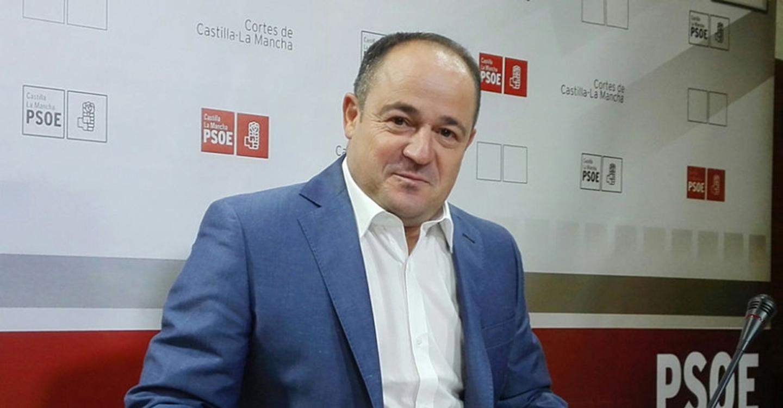 """Sáez califica de """"hipócrita y demagógica"""" la posición de los 'populares' en Castilla -La Mancha"""