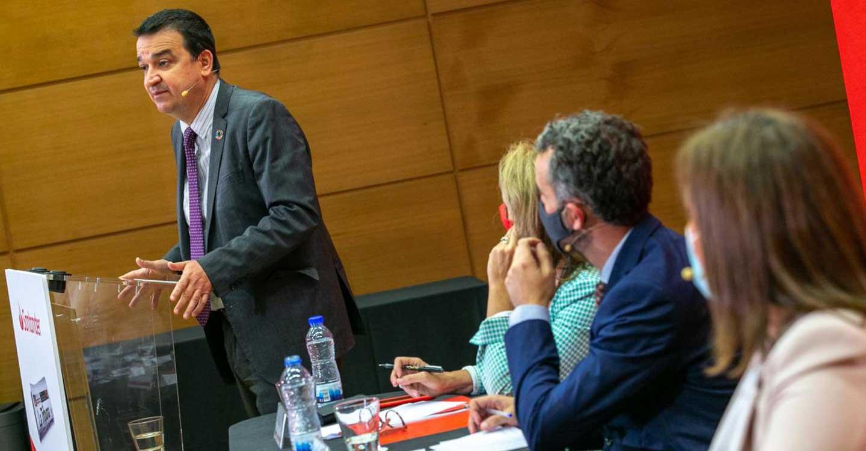 Castilla-La Mancha no quiere 'guerra' del agua con otras regiones, pero defenderá sus intereses para generar desarrollo y futuro