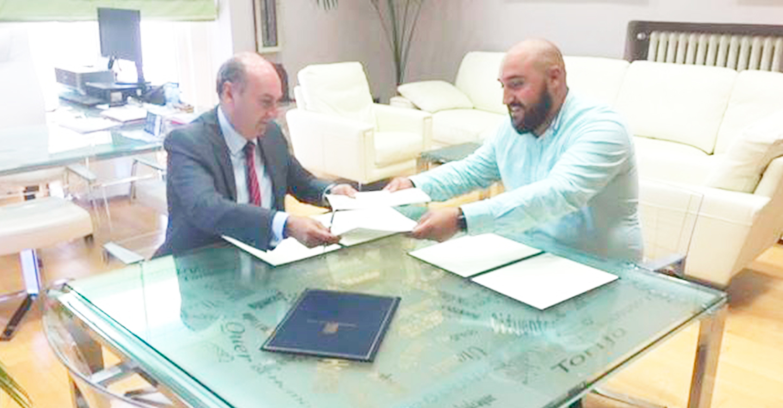 La Diputación continúa colaborando con el Club Alcarreño de Salvamento y Socorrismo en el fomento de la actividad deportiva