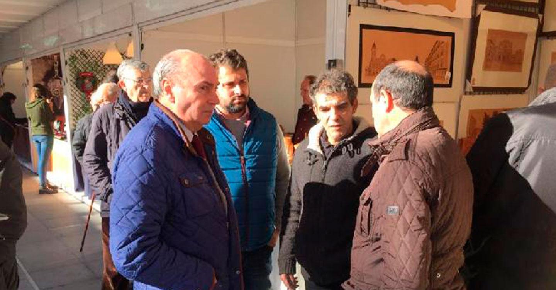 El presidente visita la Feria de Artesanía de Guadalajara