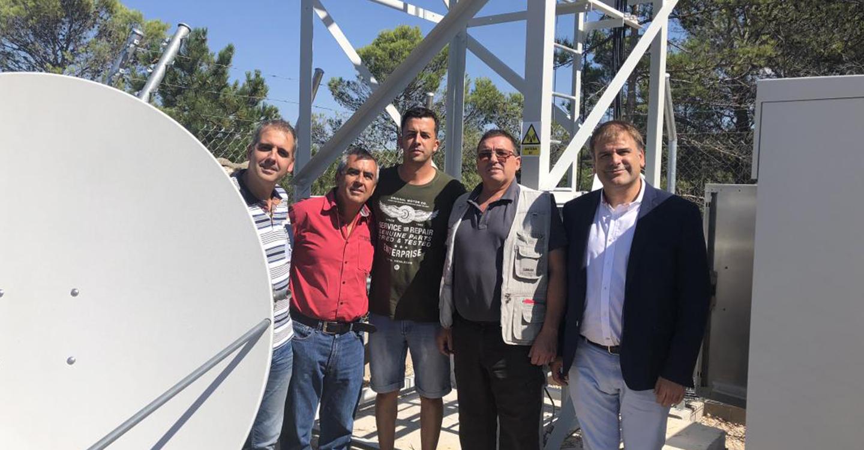 El Gobierno regional favorece el asentamiento de la población en pequeños municipios con el desarrollo de las telecomunicaciones