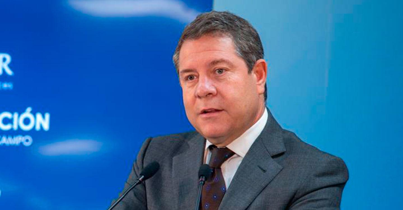 """García-Page celebra como """"un síntoma de autoestima colectiva"""" el nivel más bajo de paro en Castilla-La Mancha desde diciembre de 2008"""