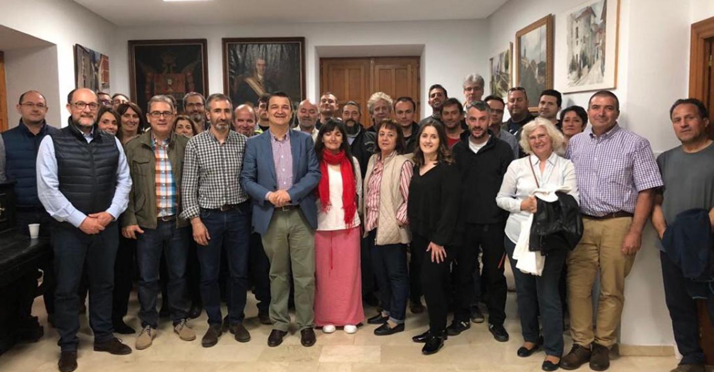 Castilla -La Mancha apuesta por la convivencia de la ganadería extensiva y la biodiversidad publicando una ayuda para prevenir ataques de lobo