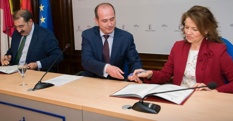 El Gobierno de Castilla-La Mancha apuesta por la salud y el bienestar de las personas mayores de Guadalajara