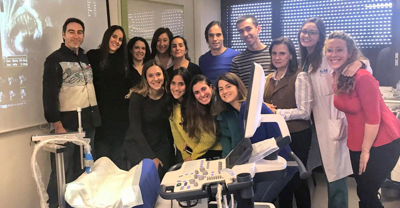 El servicio de Pediatría del Hospital de Guadalajara inicia un proyecto pionero en España para el cribado de la displasia del desarrollo de cadera
