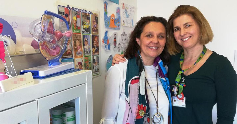 La Dirección de Enfermería del Área de Guadalajara apoya una iniciativa de profesionales de Atención Primaria para acercar a las aulas la educación afectivo-sexual