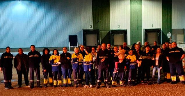 Huelga indefinida a partir del próximo lunes, 16 de diciembre, en la planta de Alovera (Guadalajara) de la multinacional francesa Lyreco