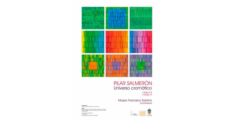 Exposición de pintura de Pilar Salmerón. Universo cromático