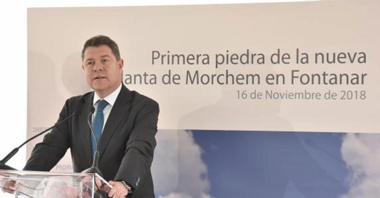 El presidente García-Page anuncia la puesta en marcha de la tercera edición del programa 'Garantía +55' para 1.500 personas desempleadas