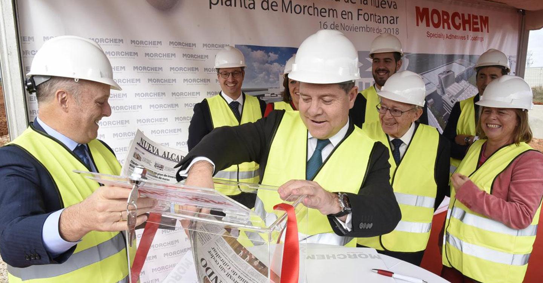 """Las obras de construcción del nuevo Hospital de Guadalajara se encuentran ya """"casi al cincuenta por ciento"""" de ejecución"""