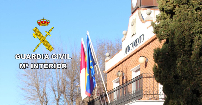 La Guardia Civil detiene a una persona por tráfico de drogas en Azuqueca de Henares