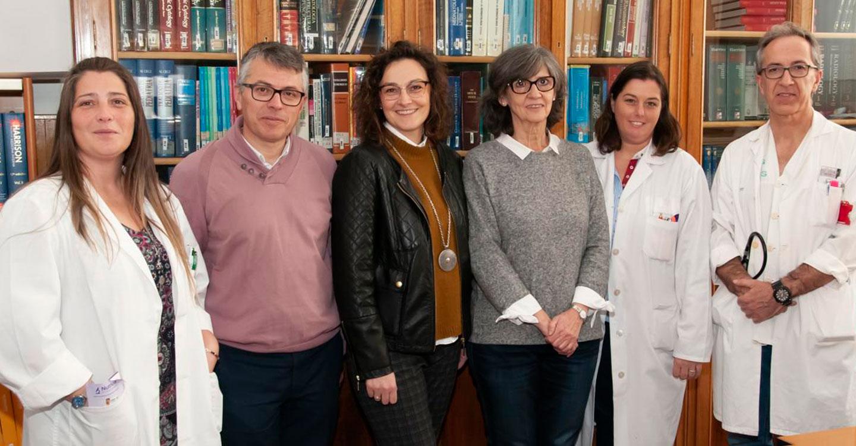 Geriatras del Hospital de Guadalajara y la UAH colaboran en un proyecto para medir la actividad física en población anciana y la influencia en su fragilidad