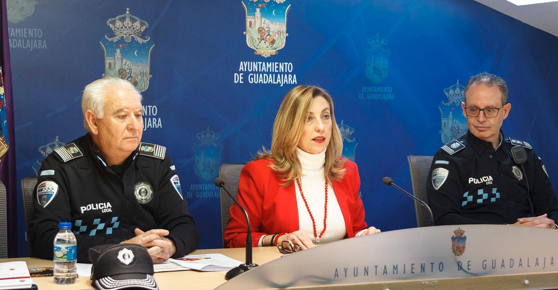 """""""Garantizar la seguridad y que todo transcurra sin incidencias"""", objetivo del dispositivo de seguridad preparado por el Ayuntamiento para la Navidad"""