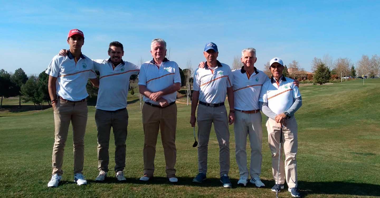 El Club de Golf Guadalajara ha ganado el título, por segundo año consecutivo, en el Campeonato Interclubes de Castilla La Mancha, torneo que se ha celebrado en el recorrido de Cabanillas Golf.