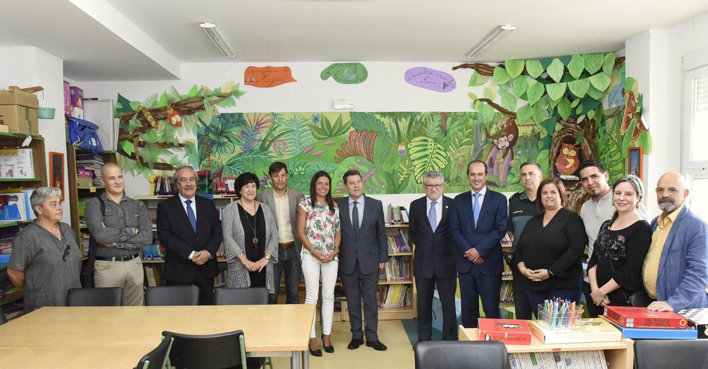 Castilla-La Mancha demanda al Ministerio una actualización de la financiación para adecuarla a las necesidades educativas actuales