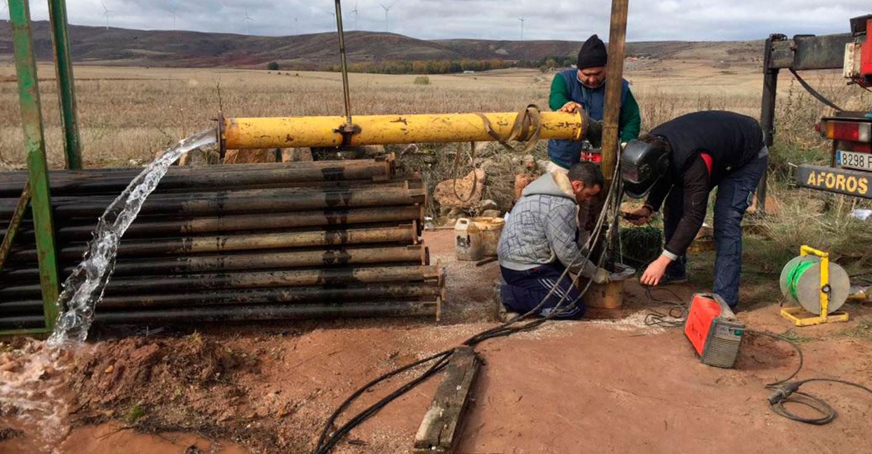 La Agencia del Agua de Castilla-La Mancha mejora el abastecimiento de Valhermoso, Teroleja y Romanillos de Atienza en la provincia de Guadalajara