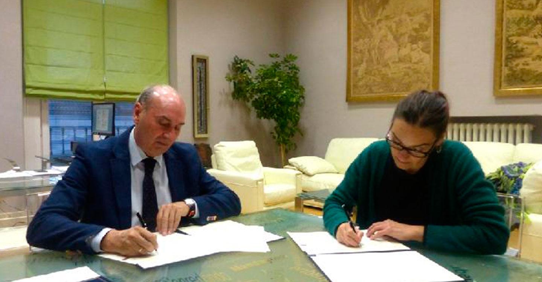 La Diputación y la Asociación La Maraña colaboran para el desarrollo de actividades juveniles y de asesoramiento en la provincia