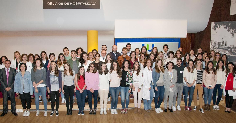 El Área Integrada de Guadalajara recibe a 52 nuevos especialistas en formación, duplicando el número de residentes respecto a los que comenzaron en 2014