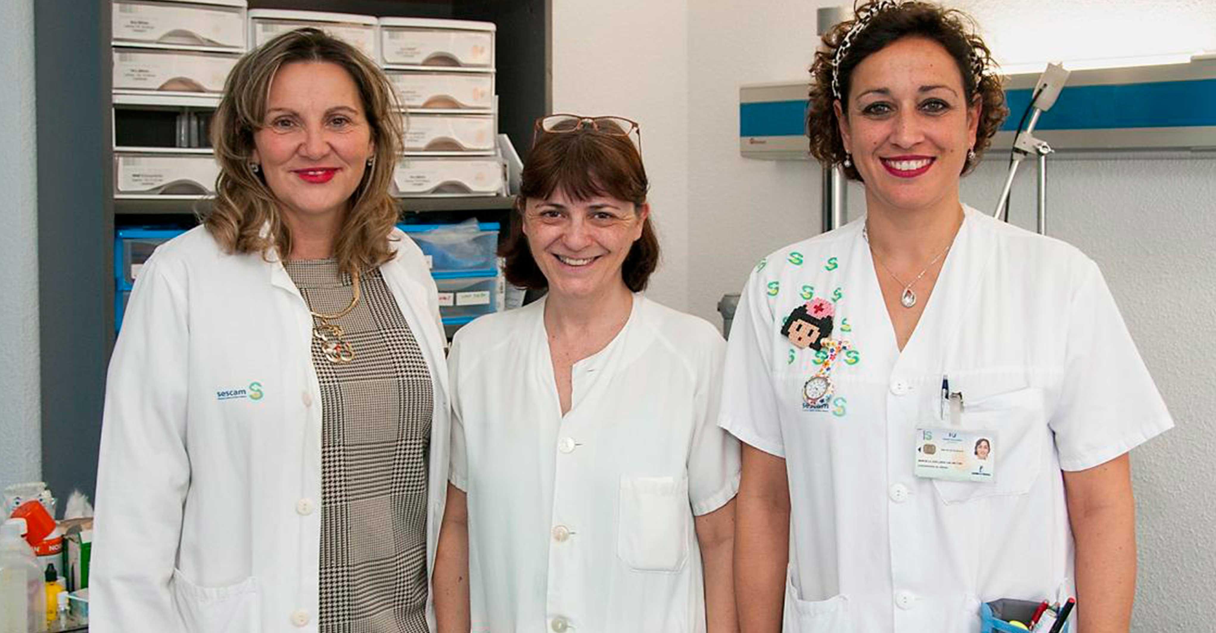 El Hospital de Guadalajara pone en marcha una consulta específica de estomaterapia para mejorar la atención integral a los pacientes ostomizados