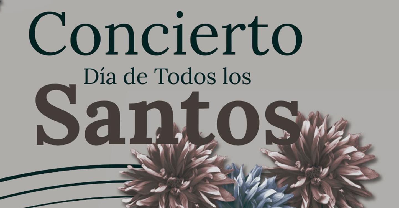 El Cementerio municipal albergará un concierto con motivo de la festividad de Todos los Santos