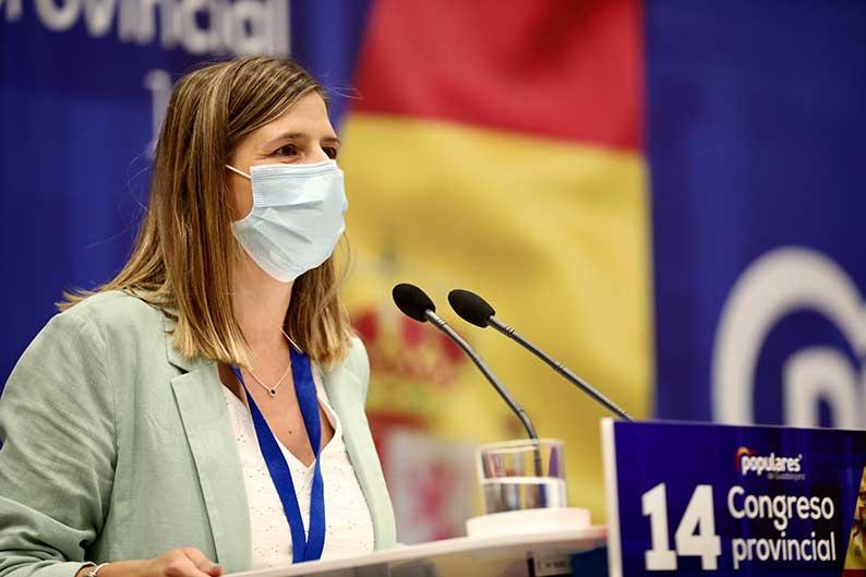 """Agudo afirma que el PP es el partido de los alcaldes y concejales que se dejan la `piel por sus vecinos´: """"Somos la alternativa de futuro construyendo un gran proyecto para Guadalajara y CLM"""""""