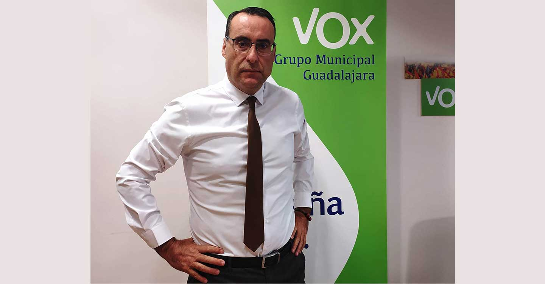Aprobada por unanimidad una moción de VOX para mejorar la transparencia en el Ayuntamiento de Guadalajara