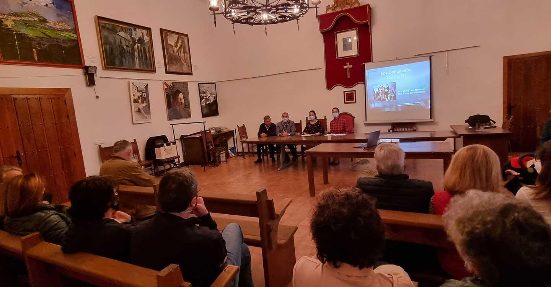 Arrancan las conferencias de las historiadoras Lara Martínez sobre el Levantamiento de las Comunidades de Castilla de hace 500 años